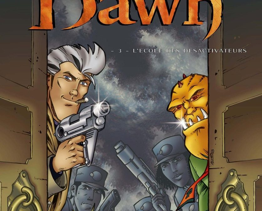 DUSTY DAWN tome 3