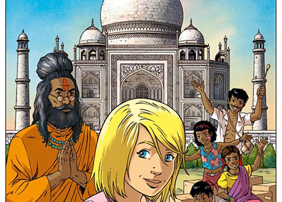 Namasté ! Le périple de Mina au pays de Ganesh (janvier 2012)